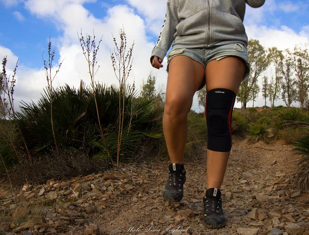 Find the best knee support for hikers