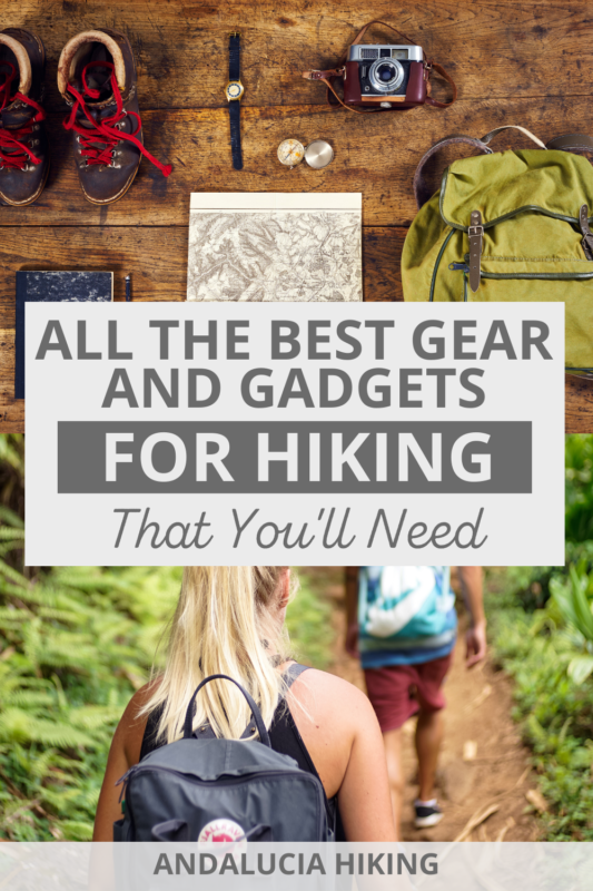 Planning on a hiking trip but not sure what hiking gear you'll need? Here you'll find all the most important and useful hiking gear and hiking gadgets you'll need, but also some cool hiking gadgets that will make your hiking adventure more fun. Hiking boots and hiking outfits and so much more!