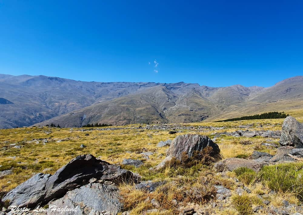 There are endless hikes in Sierra Nevada