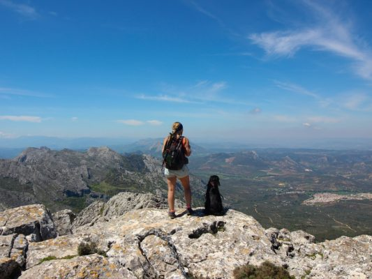 Best hikes in Malaga