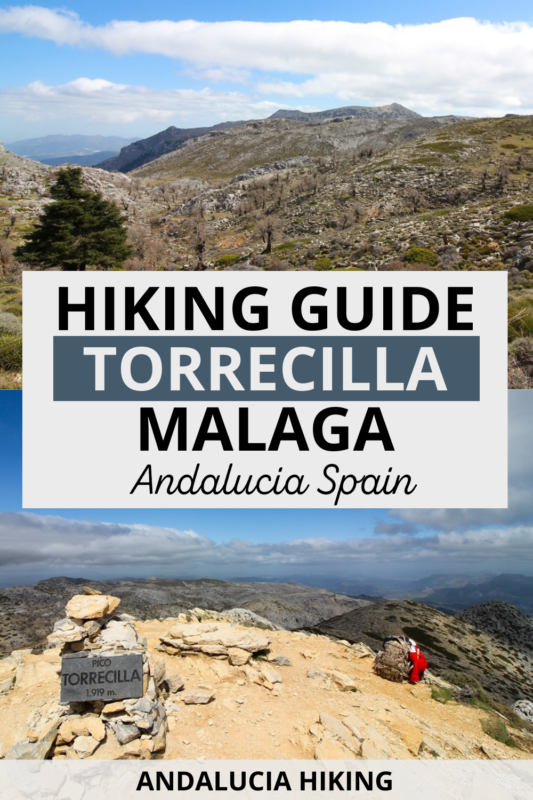 Looking for an iconic hike in Spain for your bucket list? Pico Torrecilla (1919m) is one of the most stunning hikes in Malaga Andalusia with sweeping 360 views over surrounding mountains and even the sea. Malaga has some of the best hiking in Spain and Torrecilla is one of the best peaks! I've got you covered with this complete hiking guide to this awesome peak!