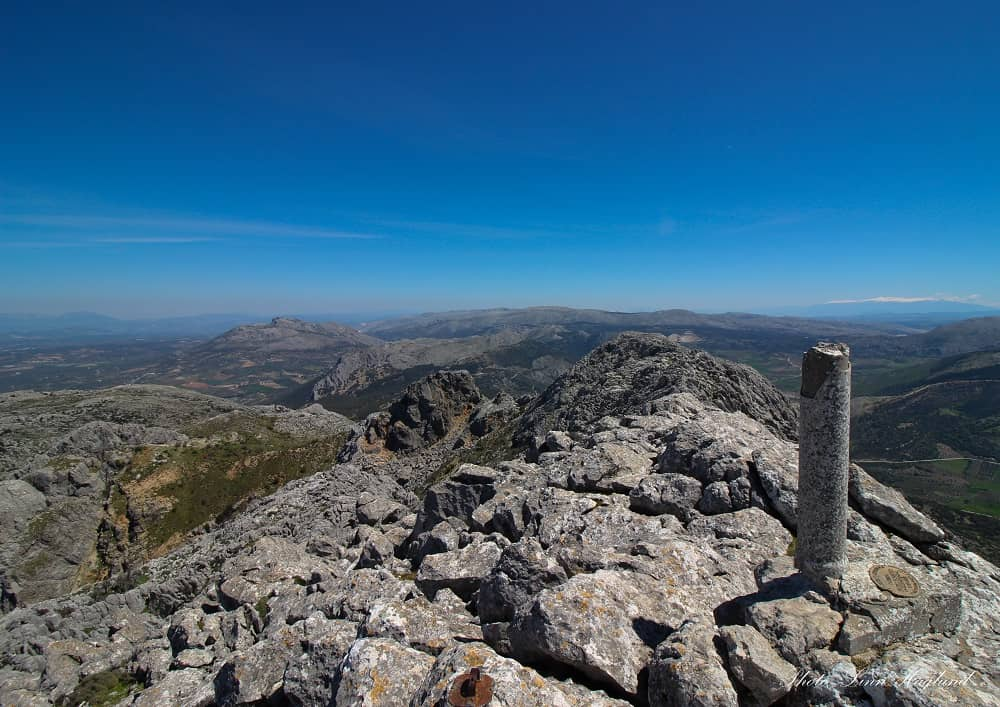 Pico Chamizo is one of the best hikes in Malaga