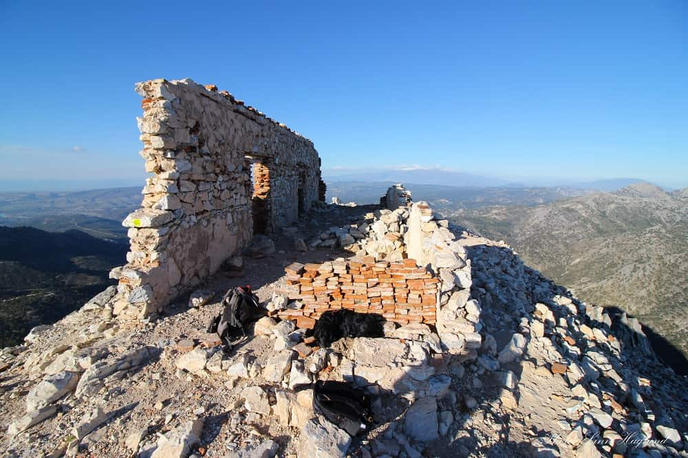 Pico Lucero is one of the best hikes in Malaga