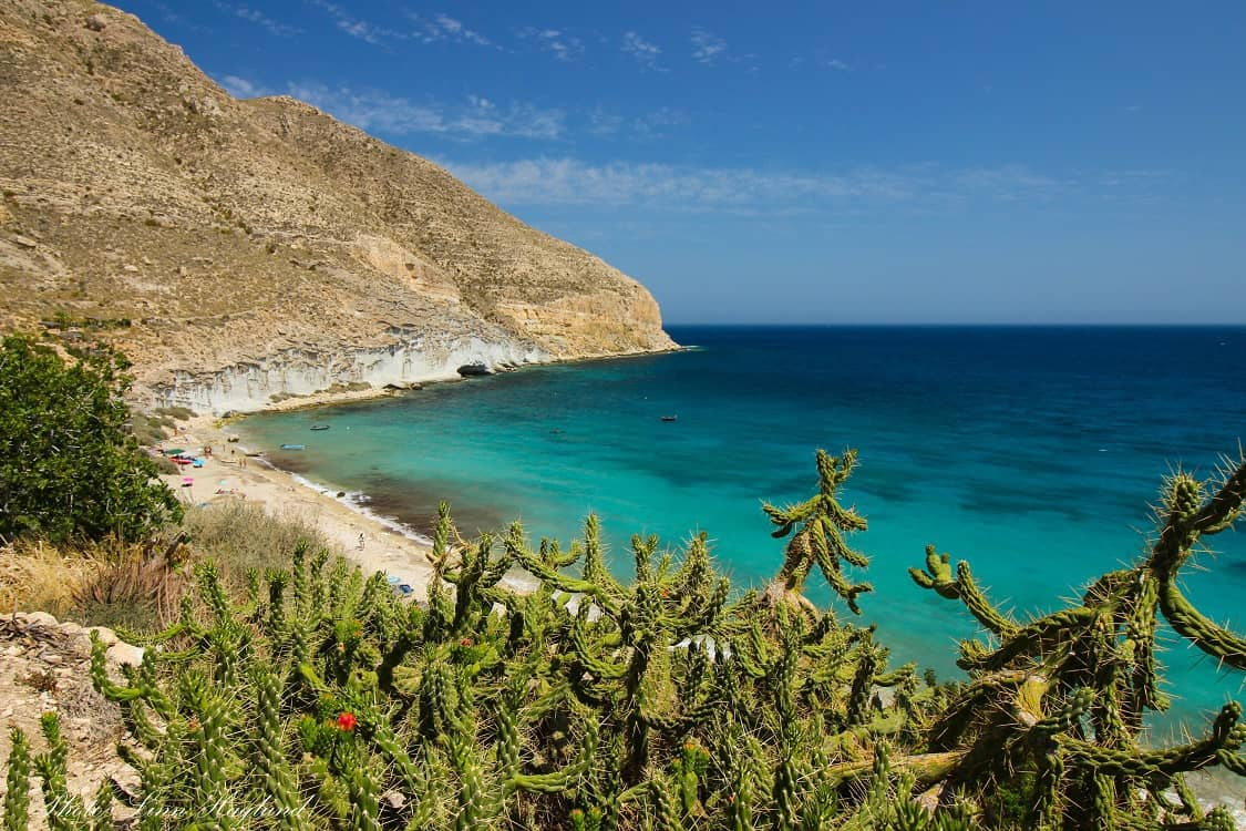 Cala de San Pedro is one of the best beginner hikes in Andalucia