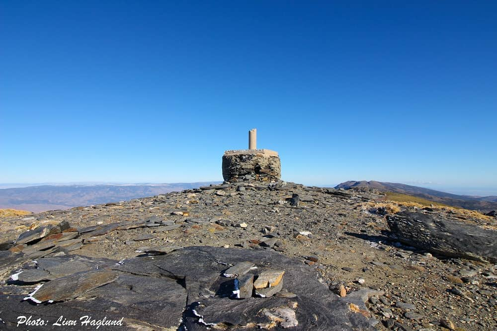 El Chullo peak - one of the best beginner trails in Andalucia