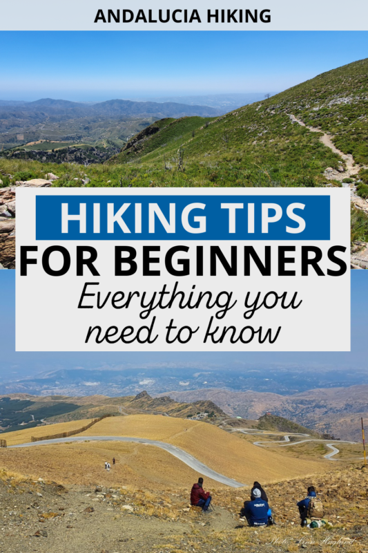 Are you thinking about starting to hike but not sure how to get on about it? Then check out this post with all the essential hiking tips for beginners that you'll need to have a successful start to your future hiking adventures.
