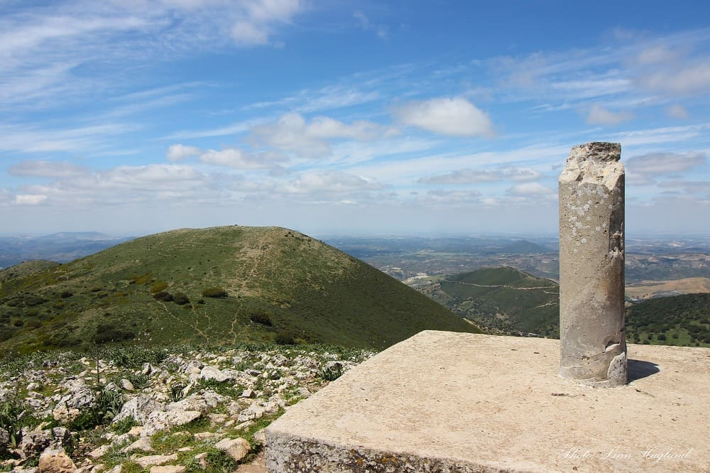 Pico Terril is one of the best hikes for beginners in Andalucia