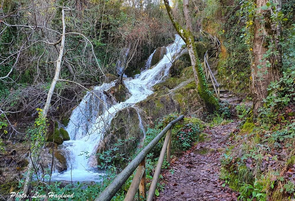 Rio Cerezuelo is one of the best hiking trails for beginners in Andalucia