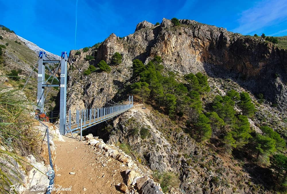 El Saltillo is one of the best day hikes in Spain