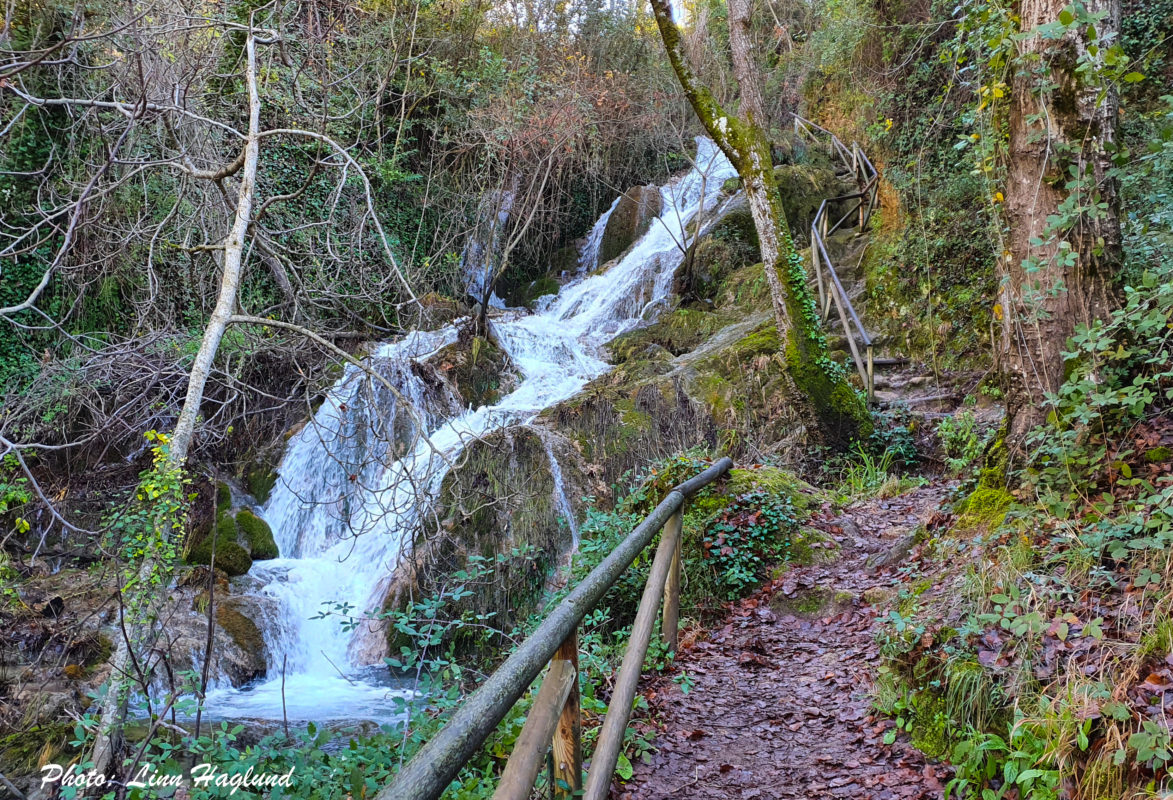 Walking holidays in Andalucia - Rio Cerezuelo