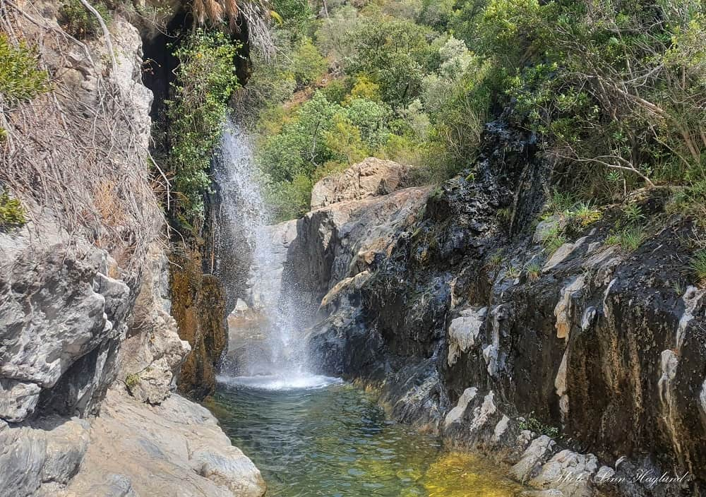 best hikes in Andalucia - Rio Verde Istan