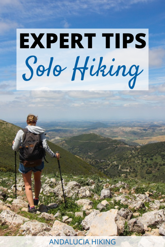 If you've put of hiking because you don't have anyone to go with, make sure you read these expert tips to hiking solo. There are so many benefits of solo hiking that you should not put this off any longer. Read these tips for hiking alone and hit those trails!