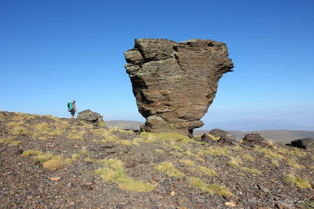 Piedra del Yunque Sierra Nevada